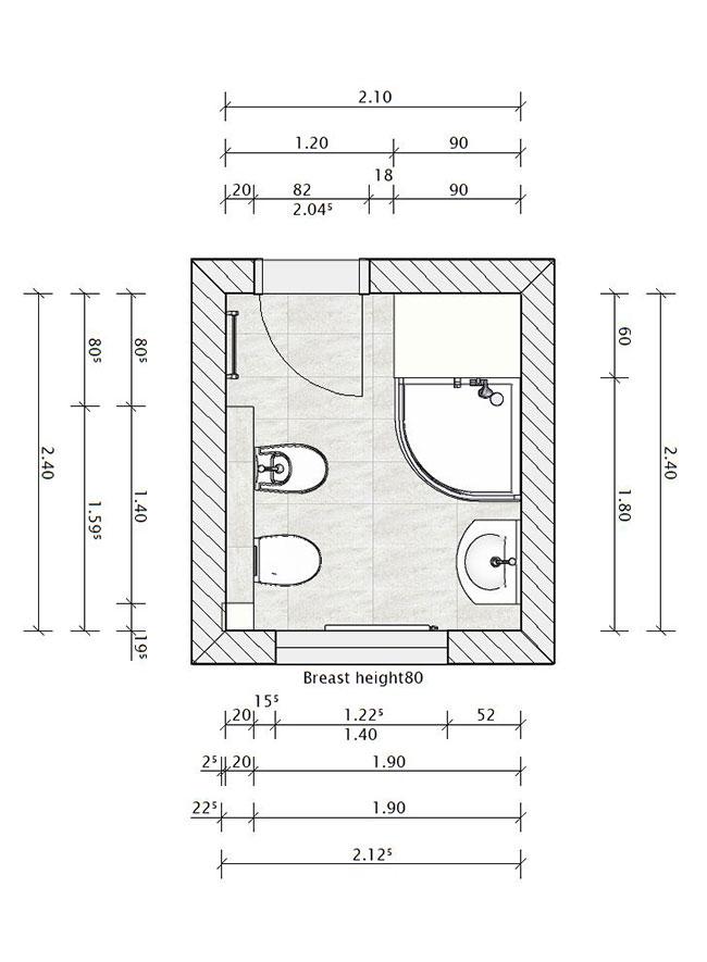 bathroom design chandler's ford